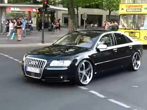 Tuning Audi S8 Youtube
