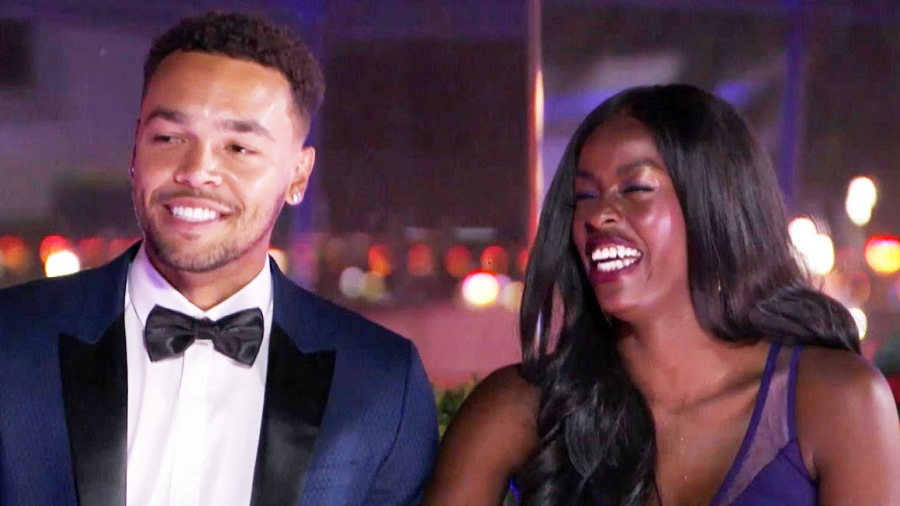 Love Island Finale: Justine and Caleb Reveal When They Knew They Were Falling for Each Other