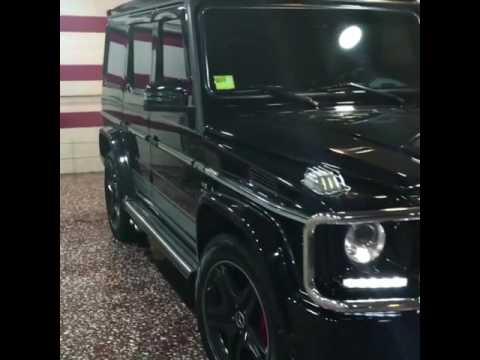 Mercedes G Klasse ///AMG In Armenia