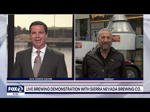 Sierra Nevada Celebrates 40th Anniversary Amid SF Beer Week