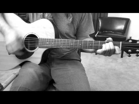 Them Savages - Here (guitar cover)
