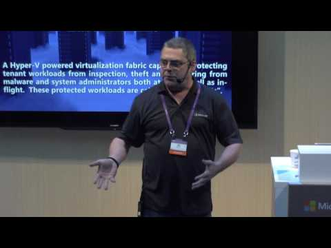 Securing virtual machines with Windows Server 2016