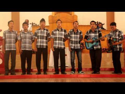 Jasani Group di Gereja BNKP 1 Kota Gunungsitoli