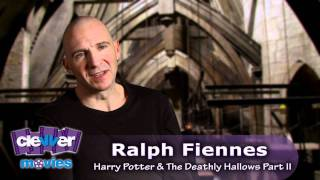Ralph Fiennes 'Harry Potter and the Deathly Hallows Part 2' Interview