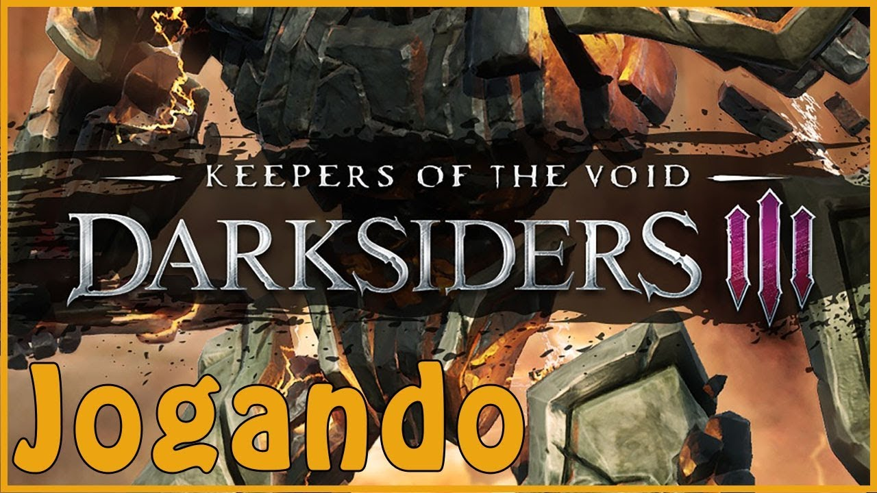 Darksiders 3 (PS4) - DLC Keepers of the Void - 20 Minutos ...