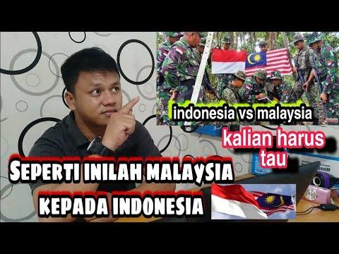 JASA MALAYSIA KEPADA INDONESIA YANG TAK TERLUPAKAN, TERIMAKASIH SERUMPUN ( Indonesia Reaction )