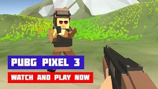 PUBG Pixel 3 · Game · Gameplay