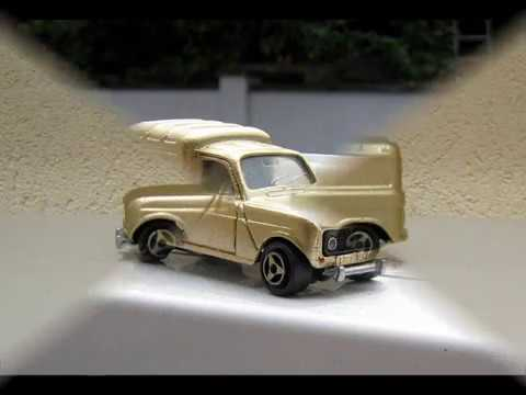 restauration renault 4 majorette youtube. Black Bedroom Furniture Sets. Home Design Ideas