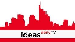 Ideas Daily TV: DAX verzeichnet erneut Zugewinne / Marktidee: ProSiebenSat.1