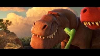 """Jobs"" Clip - The Good Dinosaur"