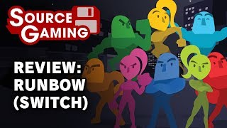 RUNBOW (Switch) - Review