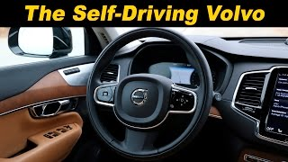 Volvo Pilot Assist  -  Low-Speed Autonomous Driving Review