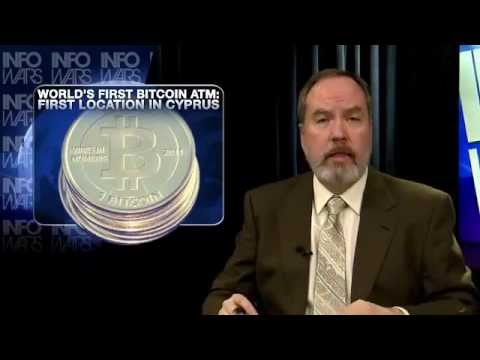 World's First Bitcoin ATM
