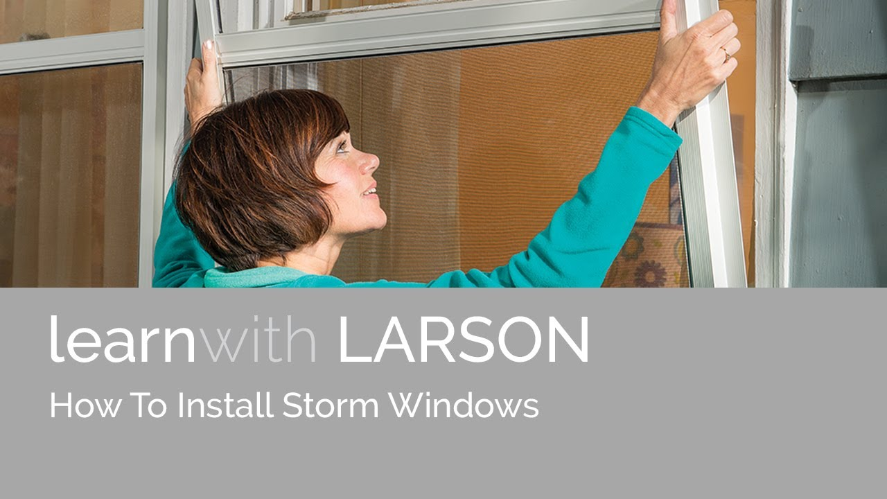 How To Install Larson Storm Windows Youtube