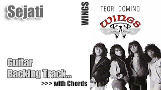 RW - OTAI Guitar Backing Track 9 (Sejati)