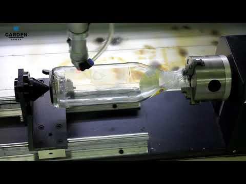 Гравировка на стекле лазерный станок GARD тел 88003509618 / купить лазерный станок