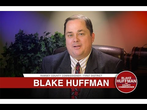 Ramsey County Commissioner - Blake Huffman