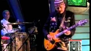 SANTANA   PETER GREEN { BLACK MAGIC WOMAN } LIVE 1998..flv