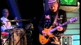 SANTANA   PETER GREEN { BLACK MAGIC WOMAN } LIVE 1998..flv