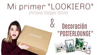 LOOKIERO (Personal Shopper Online) + Decoración con
