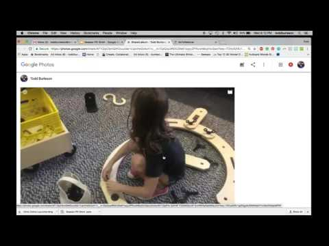 PD in Your PJs: Seesaw in the IDEA Lab