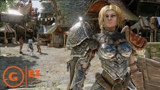 Fable Legends - E3 2014 Multiplayer Gameplay Demo at Microsoft Press Conference