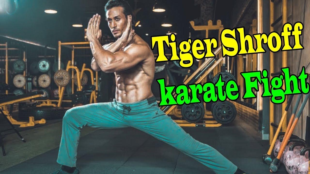 Download Tiger Shroff karate fight । Tiger Shroff's live Karate stunts ।  Actors golpo