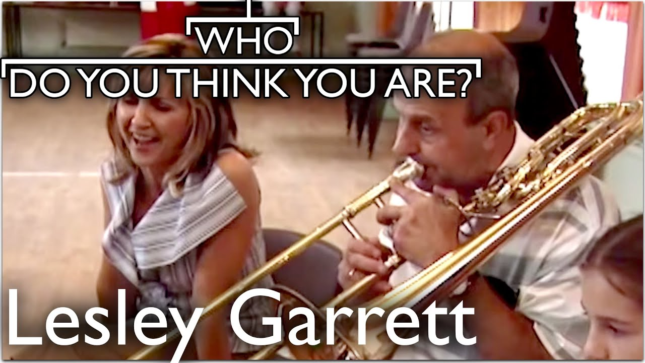 Lesley Garrett Connects To Her Musical Roots | Who Do You Think You Are