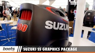 Suzuki SS Graphics Package: First Look Video Sponsored by United Marine Underwriters