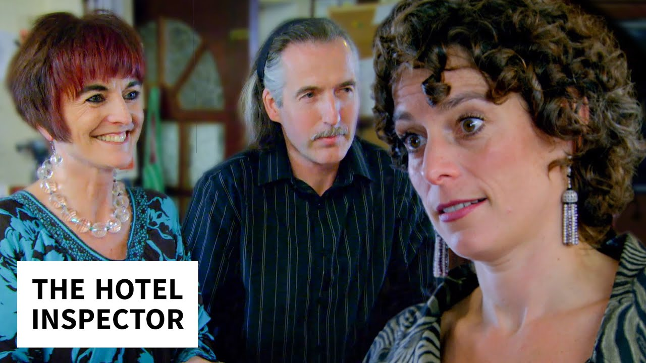 Alex Plays the Matchmaker to Rekindle the Owners' Relationship | The Hotel Inspector