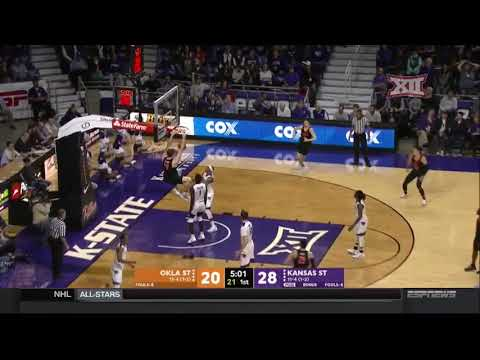 Oklahoma State vs Kansas State Men