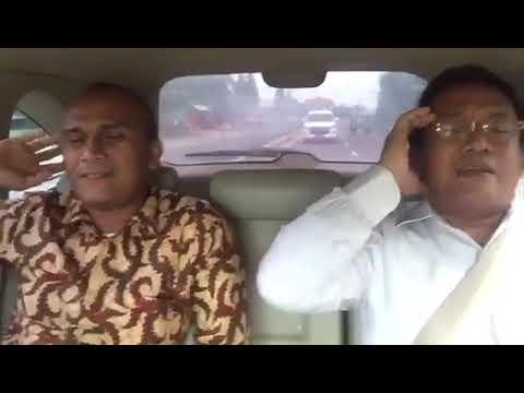 Duet suara Asli H Muammar ZA & Ust sahrul Tilawah di Mobil - Perjalanan Menuju MTQ Aceh Timur