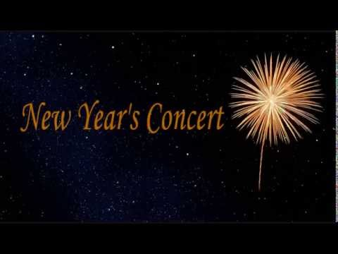 New Year's Concert 2017 - Classical Music ( Bizet, Tchaikowsky, Franz von Suppé, Strauss...)