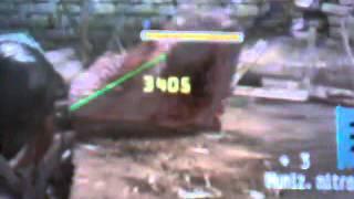 Resident evil revelations Raid mode stage 2 ITA