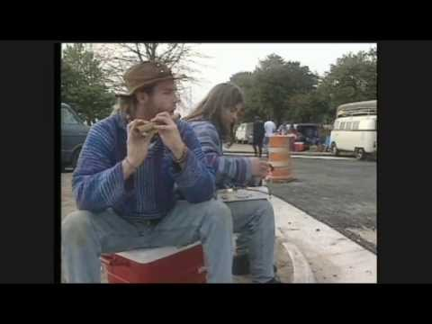 Grateful Dead 1992 Hampton Parking Lot and News Report