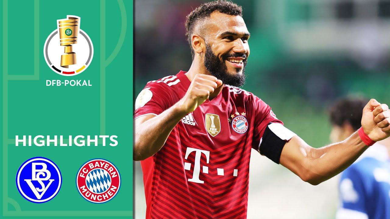 Download Munich in scoring mood! Bremer SV vs. FC Bayern 0-12   Highlights   DFB-Pokal 1. Round