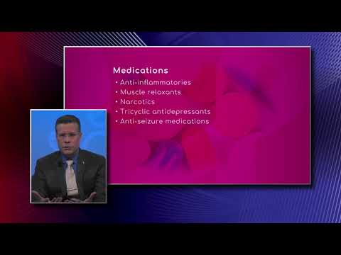 Treating Sciatica with Medication