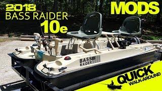 Pelican Bass Raider 10e 1 week of Mods