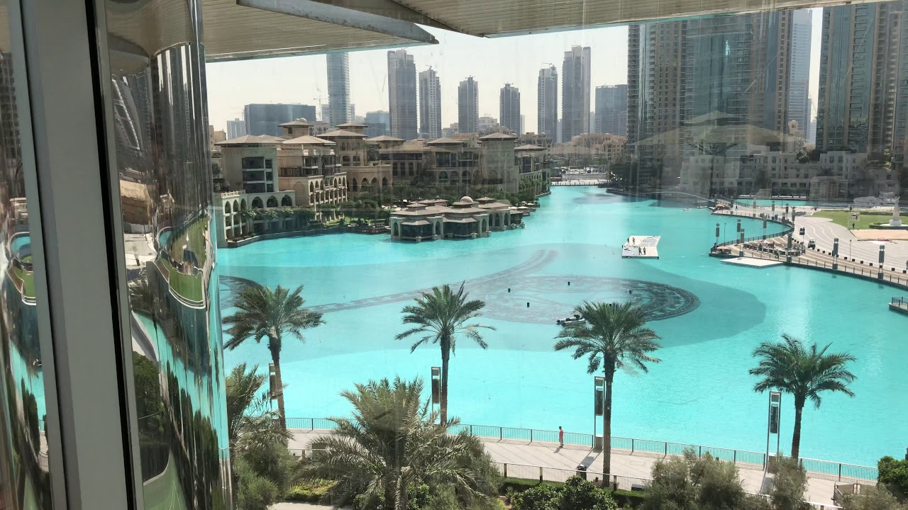 Iphone X 4K video Armani Hotel Dubai