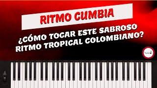 Curso de Piano - Música Cristiana  - Clase 11 Ritmo Cumbia