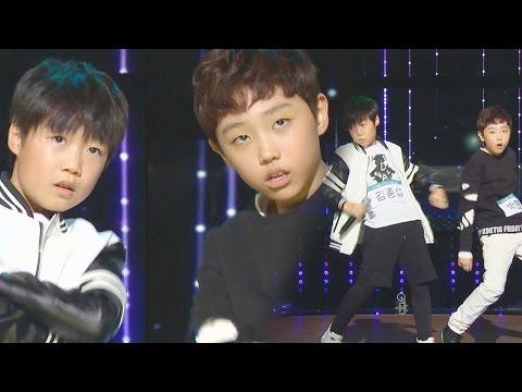 Hyunjin & Jongseob, So Talented Rap Performance 'Boyfriend' 《KPOP STAR 6》 EP13