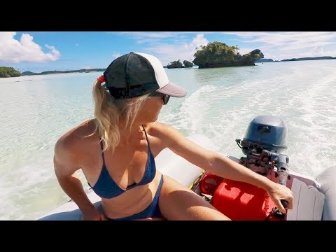 Top #1 Island in South Pacific - Adventure 44 of Sailing Around the World