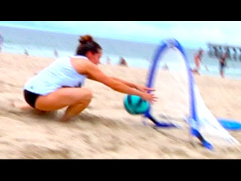 SHAYTARDS BEACH SOCCER!!!