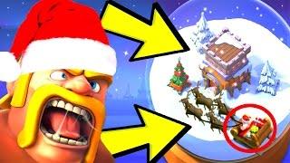 Clash of Clans | ENORMES SURPRISES Mise à jour Noël ! Christmas Update 2016