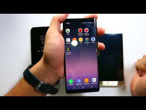 รีวิว : Samsung Galaxy Note8 ความรู้สึก
