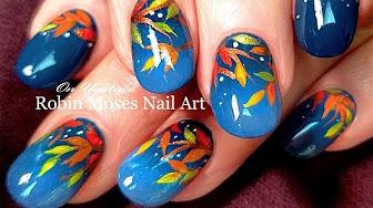 fall nail art designs best 2019 playlist  easy autumn