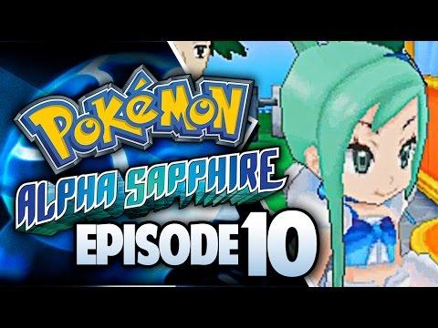 "Pokémon Alpha Sapphire Let's Play w/ TheKingNappy! - Ep 10 ""Too Cute"""