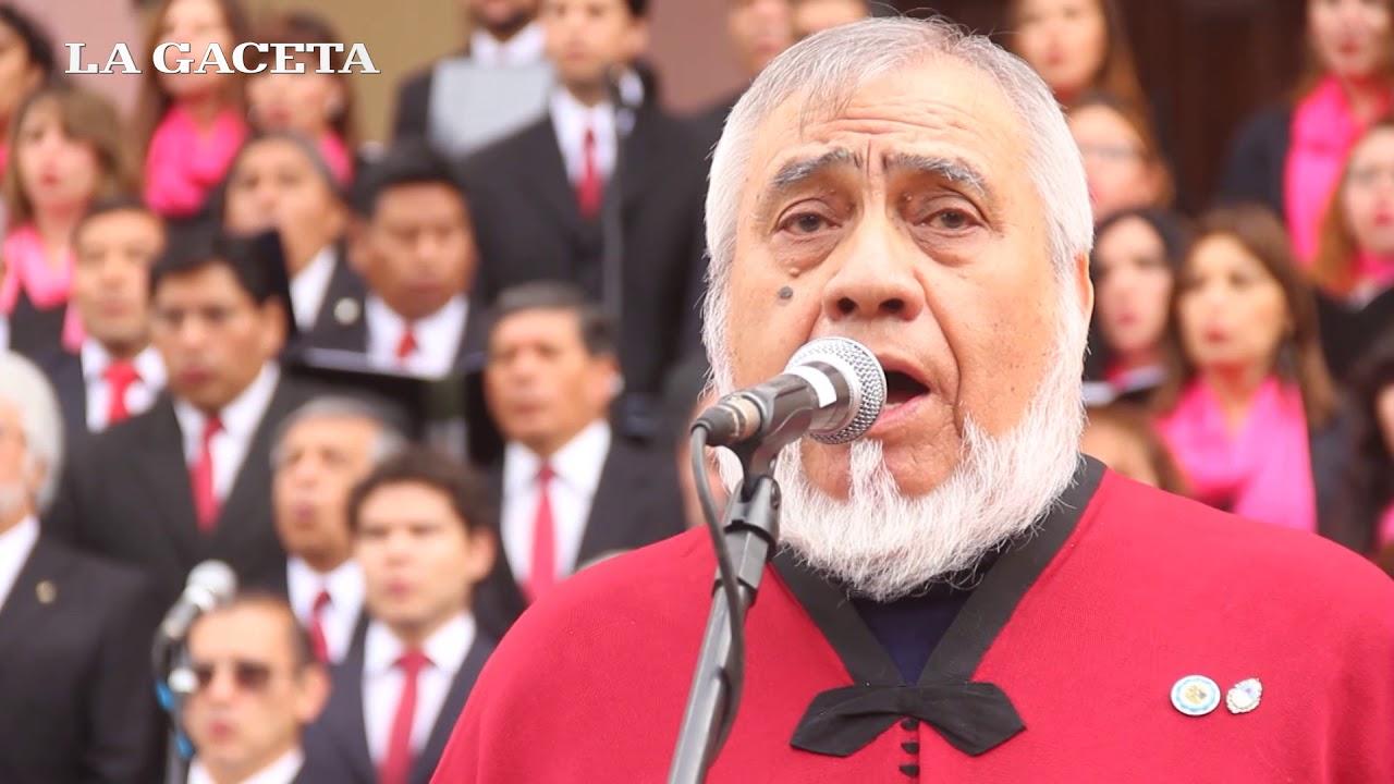 Misa Criolla en la festividad del Milagro