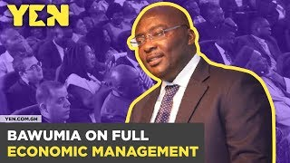Ghana News Today: Full Economic Management Town Hall Meeting by Bawumia   #Yencomgh