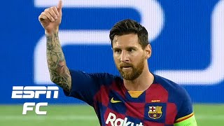 """The lionel messi rumor train rolls on after his father jorge's meeting with barcelona's hierarchy. reports suggest there is a """"90% chance"""" argentine forw..."""